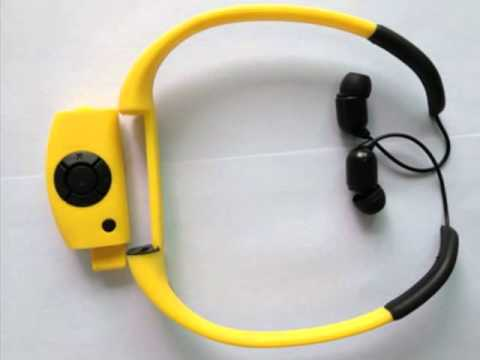 promotional waterproof MP3 player