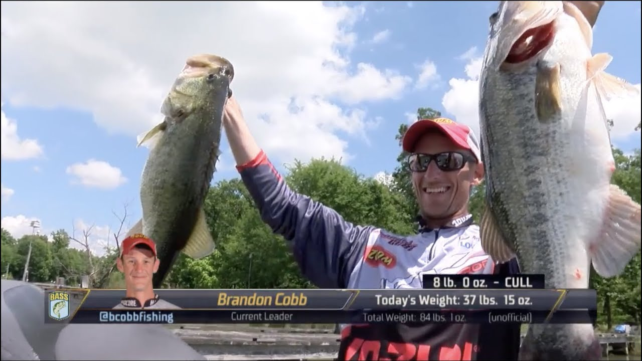 2019 Bassmaster Elite At Lake Fork Youtube