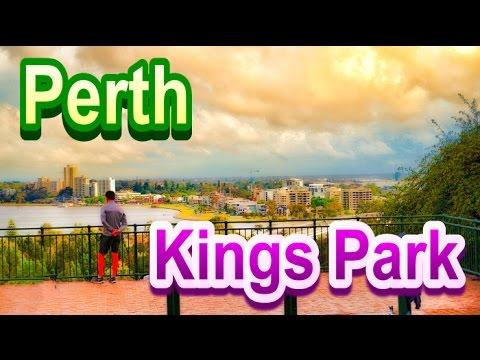 澳洲柏斯......香港何不發展地下街?!perth-kings-park-and-botanic-garden