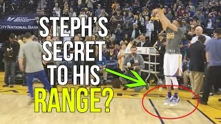 Why Stephen Curry Barely Jumps on his Shots (and why it can help you)