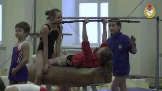 СДЮШОР ЦСКА по спортивной гимнастике / CSKA Sports School (artistic gymnastics)