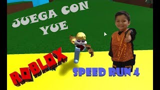Roblox's Xtrema Race in Play with Yue