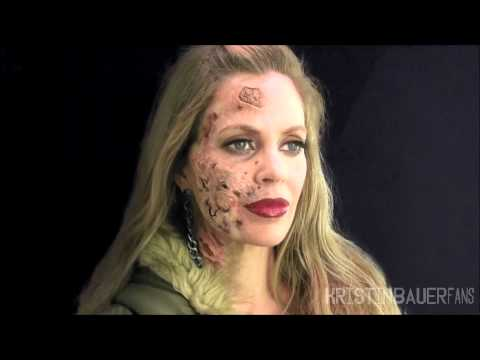 Kristin Bauer  True Blood: Making True Blood: Rotting Pam