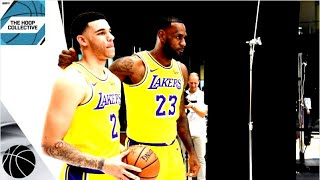 New LeBron Lakers Aren't Better Than Last Years Cavaliers