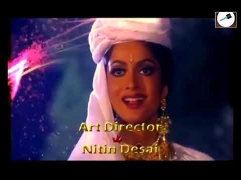 Chandrakanta TV Serial COMPLETE Title Song   Doordarshan DD National