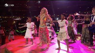 Shakira - Waka Waka (Live 2010 - 2020)