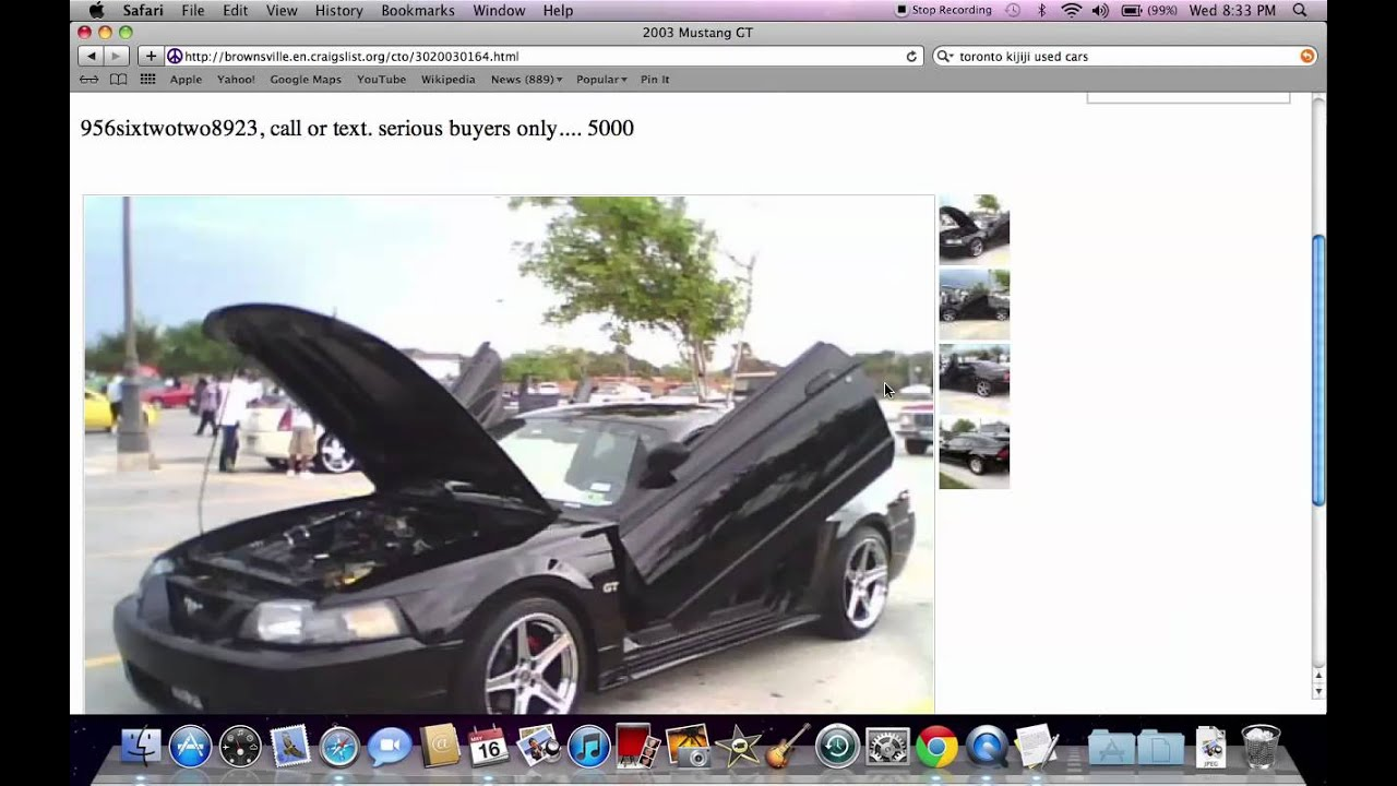 Cars And Trucks For Sale By Owner On Craigslist: Craigslist Brownsville Texas
