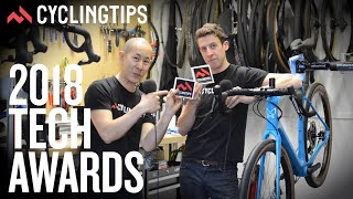 The CyclingTippy Awards: Best trends and tech of 2018