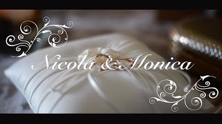 Wedding Monica & Nicola 7.8.2016
