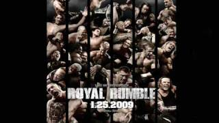 WWE Royal Rumble 2009 OFFICIAL THEME MUSIC