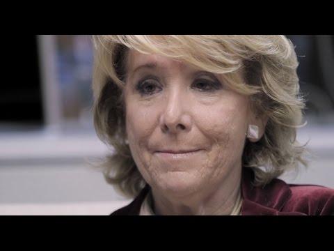 Esperanza Aguirre, sobre Granados: