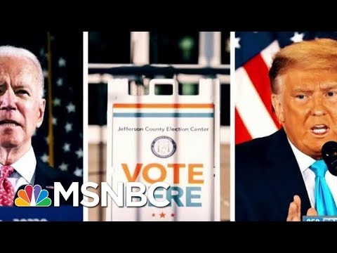 The Impact Of The Latino Vote On The 2020 Race | Morning Joe | MSNBC