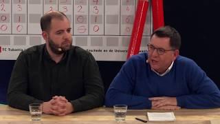 Referendumdebat over de Wiv / Sleepnet met Dave Borghuis en Paul Abels, Enschede