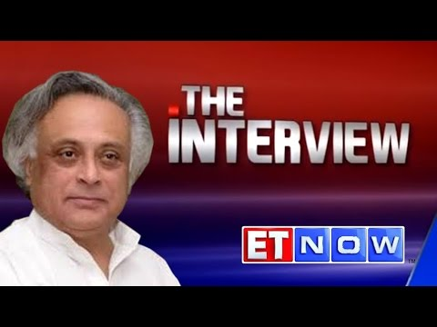 The Interview - Jairam Ramesh