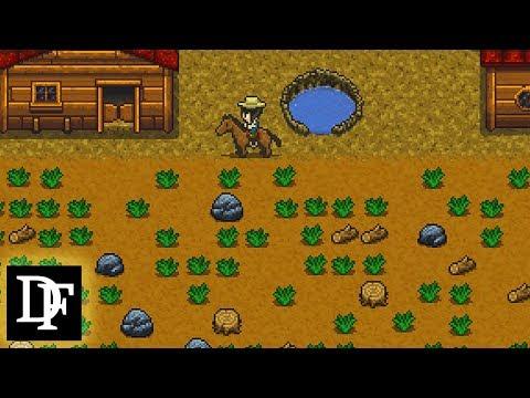 Gleaner Heights - A Dark Twist On The Charming Farming Life Sim RPG