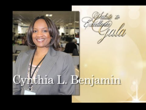 RABJ 2015 Salute to Excellence CYNTHIA L. BENJAMIN