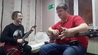 как создать музыкальную группу. ВЛОГ #2 (Покупка бас-гитары) БАСУХА