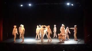 Danse Sport Partagé, 4 avril 2018, Lormont