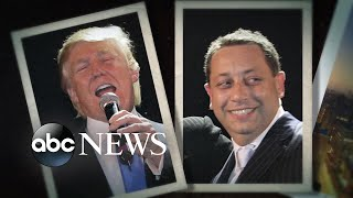 Soviet-born Trump adviser Felix Sater: