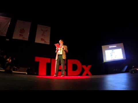 Game theory needed to guide peace talks | David Hutchinson | TEDxYouth@CSC
