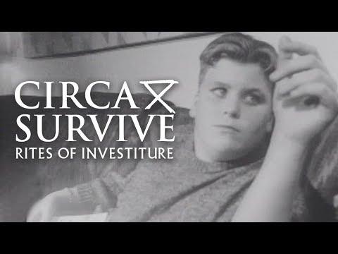 Circa Survive - Rites of Investiture (Official Music Video)