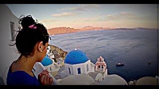 Santorini - Greece 2014 | GoPro: HERO3+ Black Edition | HD