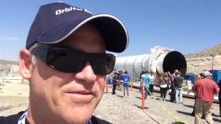 NASA SLS Booster Test QM-2
