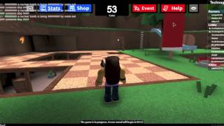 TGS: Death Run gameplay (ROBLOX)