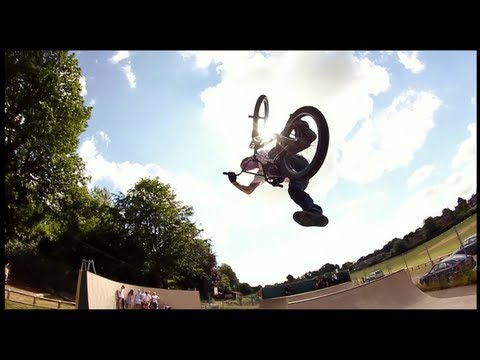 Federal Bikes - Mark Love 2013
