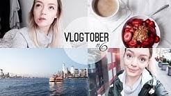 FREIHEITSSTATUE, GRAND CENTRAL UND BATH & BODY WORKS   Vlogtober #6