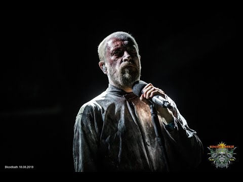 Bloodbath - So You Die / Eaten (Live at Summer Breeze Festival 50fps 1080p HD)