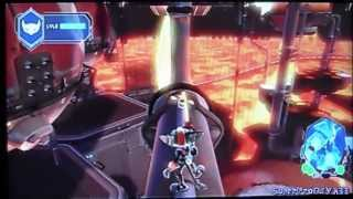Ratchet & Clank: Full Frontal Assault/Q-Force Glitches Part 1