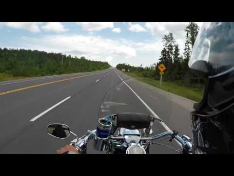 Lake Superior Motorcycle Circle Tour