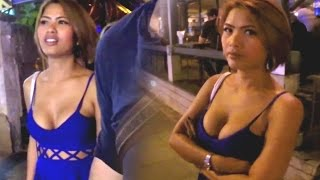 Bangkok Nightlife - Out With Thai Girlfriend