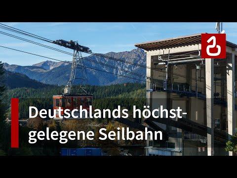 Seilbahnen an der Zugspitze (Eibseeseilbahn-Spezial)