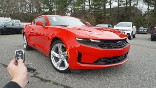 2020 Chevrolet Camaro LT1: Start Up, Exhaust, Test Drive and Review