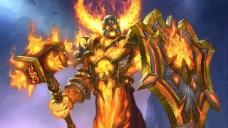 The Story of Ragnaros, Lightlord [Hearthstone Lore]