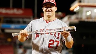 Mike Trout Ultimate 2015 Highlights