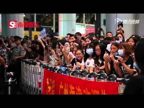 [LPTAO] 150713 Nandu Entertainment NEWS - Guangzhou airport