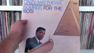Onzy Matthews - White Gardenia
