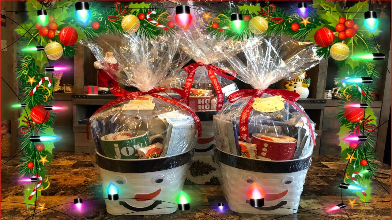 how to make movie night gift baskets on a budgetcheap gift idea