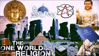 New World Order Religion Connection to Prophecy & the Name of the Most High & Christ P 1/2