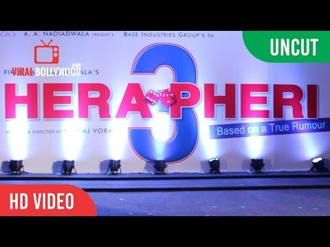 Hera Pheri 3 Trailer | Paresh Rawal | Sunil Shetty | Abhishek Bachchan | John Abraham