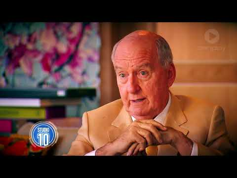 Alan Jones | Studio 10
