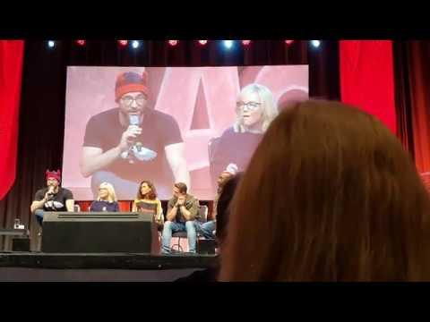 MagicCon 2019 - Lucifer Cast Panel Sunday