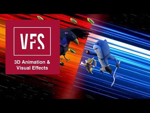 Ninja Chefs - Vancouver Film School (VFS)