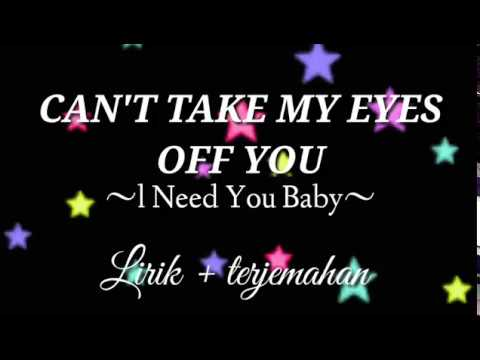 I Need You Baby - Joseph Vincent [Can't Take My Eyes Off You] Lirik + Terjemahan