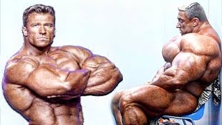 Markus Ruhl vs. Gunther Schlierkamp - Uncrowned Mr. Olympia Beasts