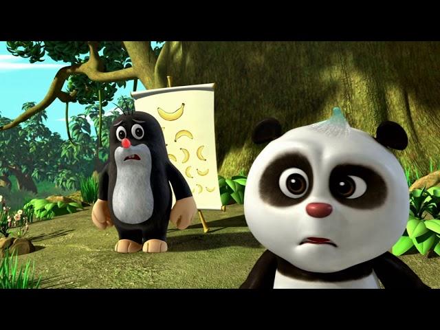 Krtek a panda epizoda 26 - Dědečkovy brýle