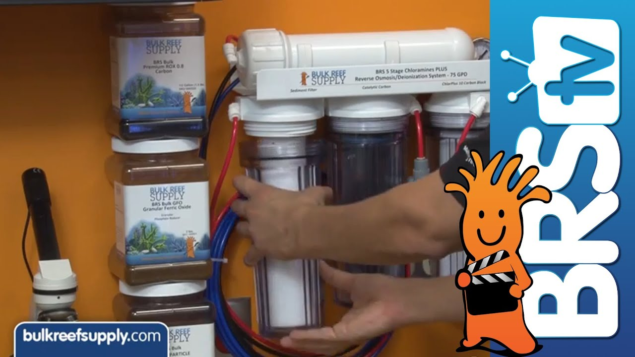 Best Home Ro System Reverse Osmosis System Basics Ep 1 Reverse Osmosis Systems And